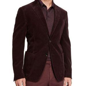 Ermenegildo Zegna Sea Island Corduroy jacket